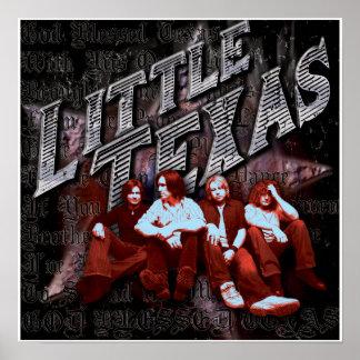 Poco poster del Hippie de Tejas