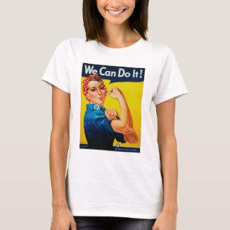 Podemos hacerlo camiseta