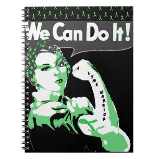 Podemos hacerlo, cuaderno de la enfermedad de