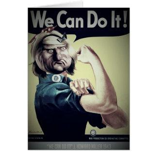 Podemos hacerlo meme… tarjeta