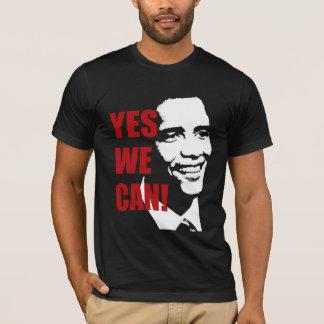 Podemos sí camiseta de Barack Obama