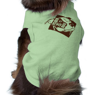 Poder al pitbull ropa de mascota