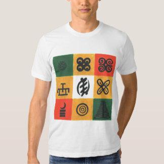 Poder de Adinkra de la transformación Camisetas