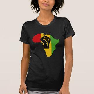 Poder de África - reggae Camiseta