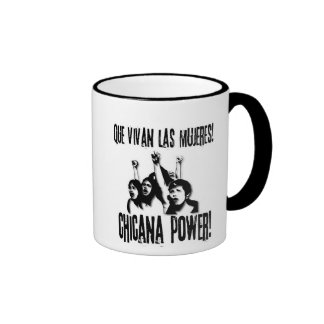 Poder de Chicana Taza De Café