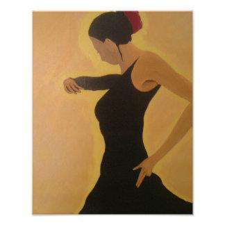 Poder de los bailarines impresiones fotograficas