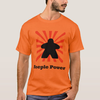 Poder de Meeple Camiseta