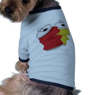 Poder de soda ropa de mascota