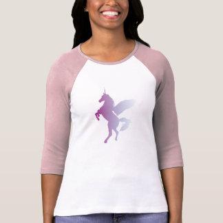 ¡Poder del ala del unicornio! Camisetas