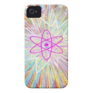 Poder del alma: Diseño artístico de energía solar Carcasa Para iPhone 4
