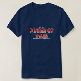 Poder del alma - una camisa de MisterP