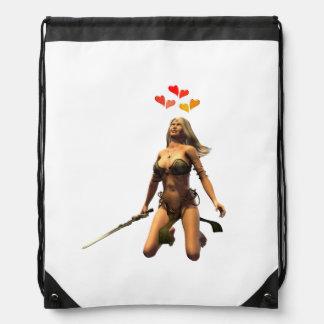 poder del amor mochila