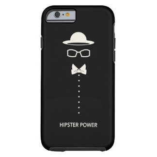 """Poder del inconformista "" Funda Resistente iPhone 6"