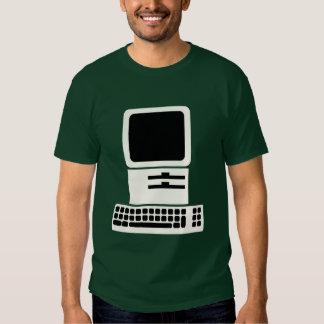 Poder del ordenador camisetas