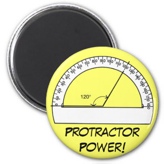 Poder del prolongador imán redondo 5 cm