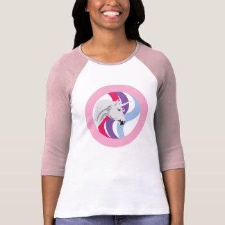 ¡Poder del unicornio! Camiseta
