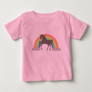 Poder del unicornio camiseta