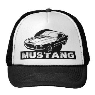 Poder mecánico del mustango gorra