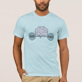 Poder mental camiseta