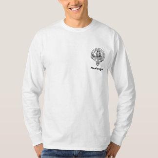 Poema de Gregor del clan en el bolsillo trasero Camiseta