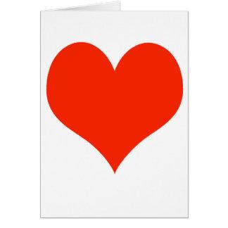 Poema del amor del rosa blanco tarjeta pequeña