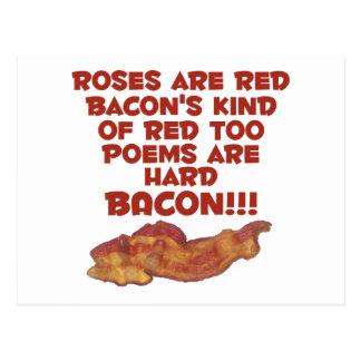 Poema del tocino postal