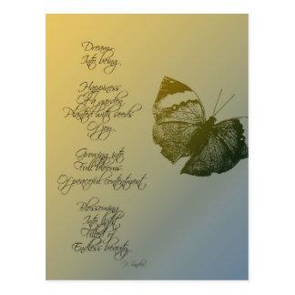Poema ideal postales