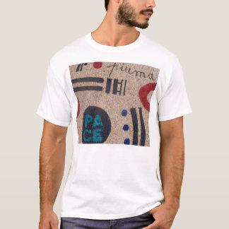 Poesía visual camiseta
