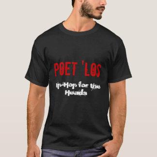 Poeta 'Los, hip-hop para las cabezas Camiseta