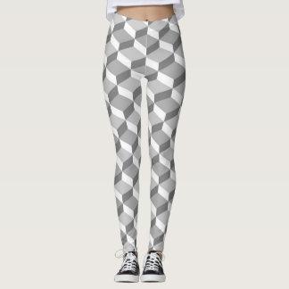 Polainas artísticas enrrolladas leggings