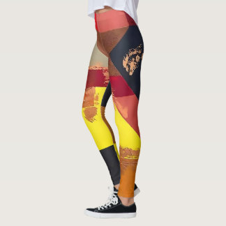 Polainas de GeoPattern Leggings