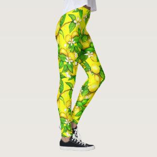 Polainas de la limonada leggings
