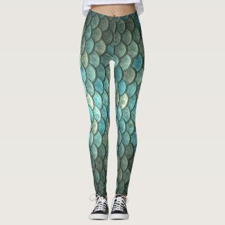 Polainas de las escalas leggings