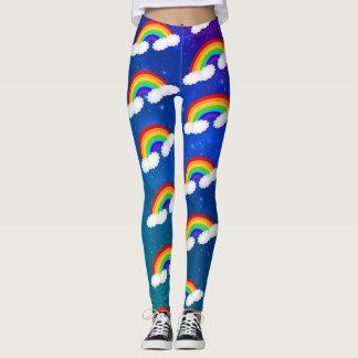 Polainas de los arco iris leggings