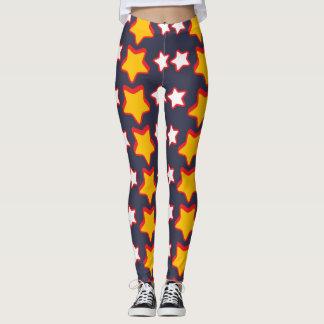 Polainas de los frikis de las curiosidades leggings