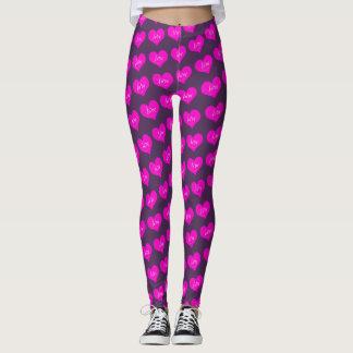 Polainas del amor leggings