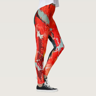 Polainas del flash caliente leggings