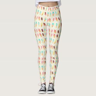 Polainas del helado leggings