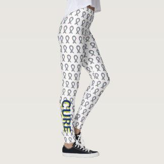 Polainas del personalizado de la cinta de la leggings