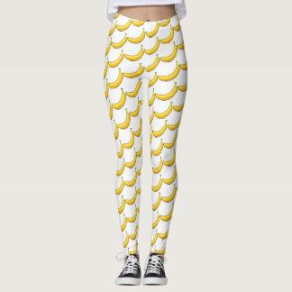 Polainas del plátano leggings