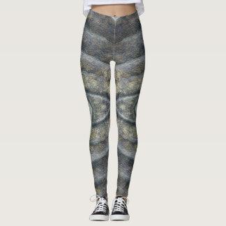 Polainas del vintage leggings