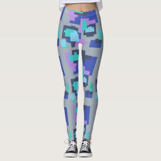 Polainas enrrolladas leggings