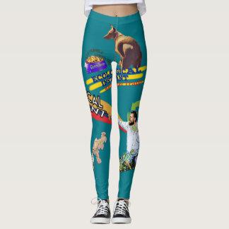 Polainas inmediatas ecológicas elegantes leggings