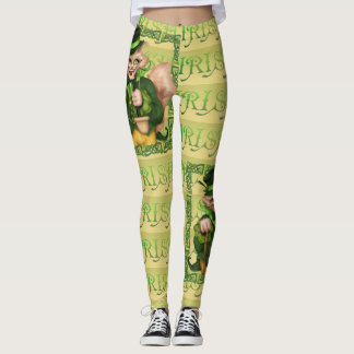 POLAINAS IRLANDESAS 2 DEL CAT LEGGINGS