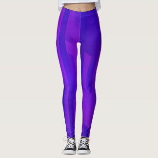 Polainas violetas leggings