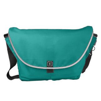 Polca azul bolsa de mensajeria