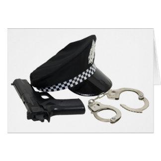 PolicemanKit081609 Tarjeta De Felicitación