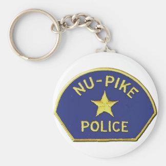 Policía de NU-Pike Llavero