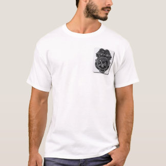 Policía militar camiseta