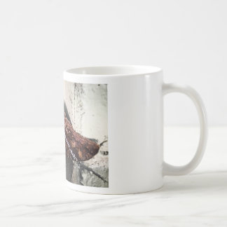 Polilla al revés taza de café